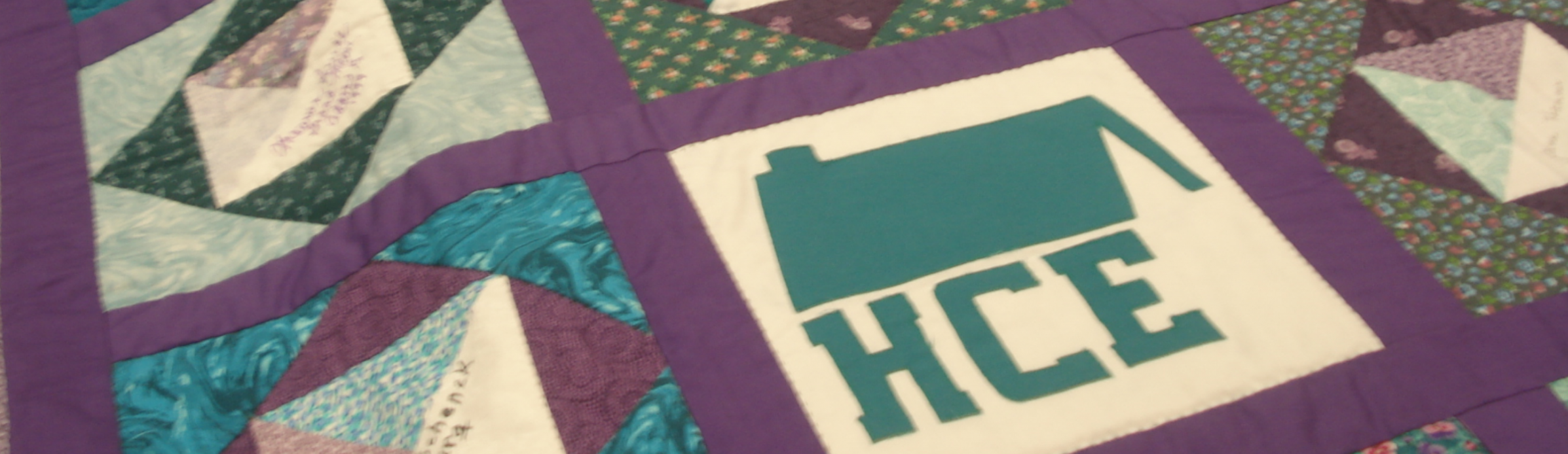 HCE quilt