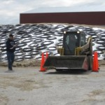 Skid steer safety training