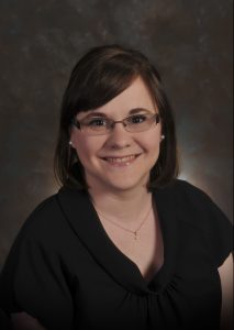 photo of Amanda Miller, Family Living Educator & FoodWIse Coordinator