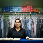 Dry cleaning small business