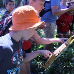 Junior Master Gardeners field trip 2017