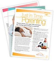 Newsletters are available to new parents in the Fond du Lac area.