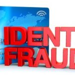 identity fraud spelled out