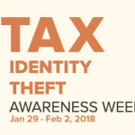 Tax ID Theft Awareness Week Jan 29-Feb 2nd