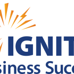IGNITE! Business Success Logo