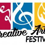 Creative Arts Festival header