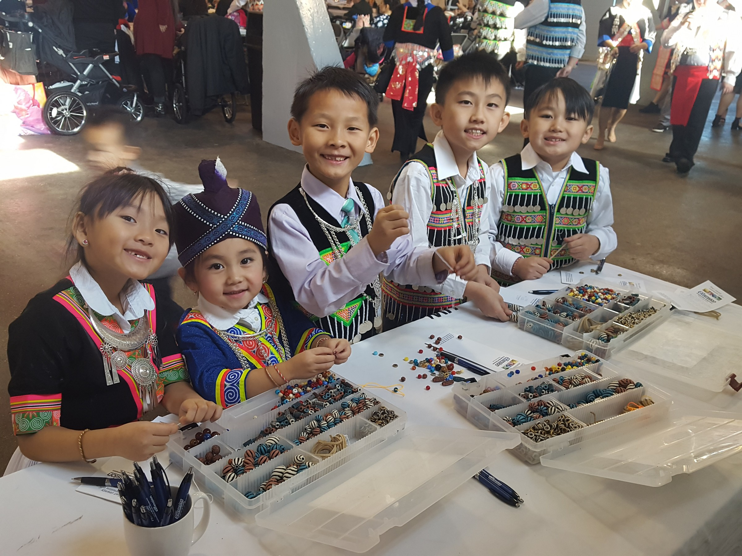 Celebrating the Hmong New Year – Fond du Lac County