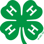 picture of Green 4-H Clover