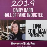 pciture of Tina Kohlman, Fond du Lac County Dairy & Livestock Agent