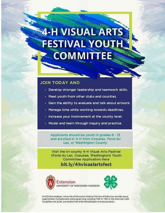Visual Arts Committee info