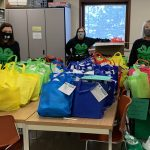 4-H Educators donating kits